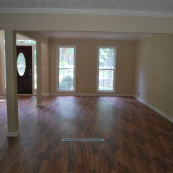 Creekwood Living Area before
