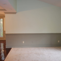 Springridge living room before